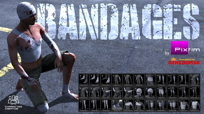Bandages Pack