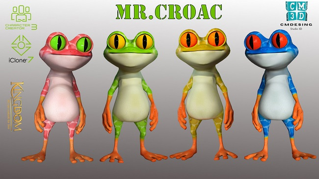 Mr.Croac